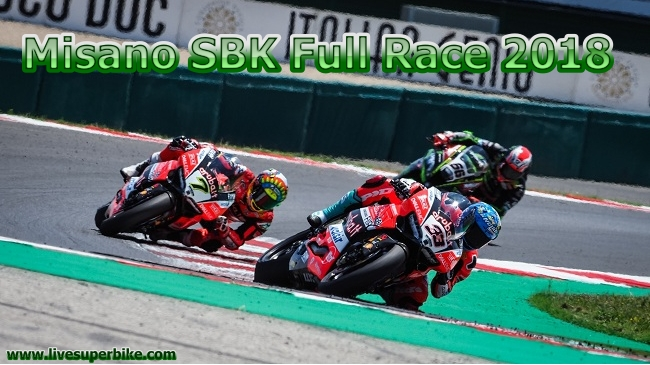 Misano SBK Full Race 2018