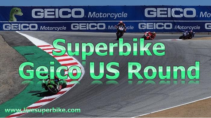 Geico US Round Suprbike Live Stream