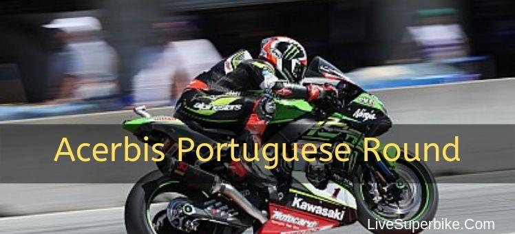Acerbis Portuguese Round Live Stream
