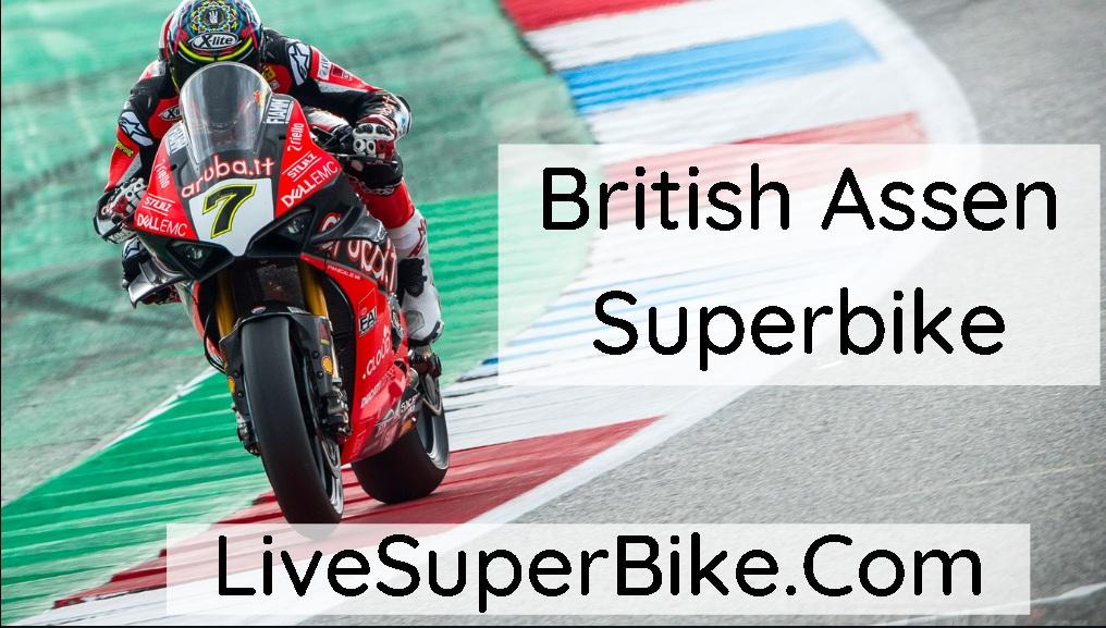 Live Assen Superbike Online