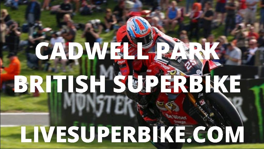 Live Cadwell Park British Superbike Online
