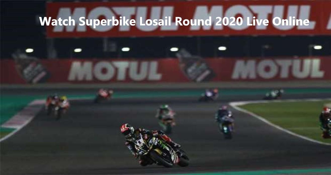 Watch Superbike Losail Round 12 Online