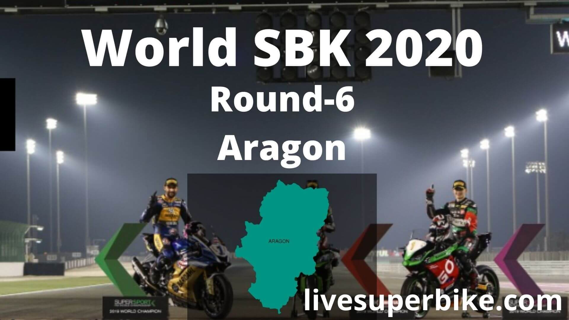 Aragon Super Bike Live Stream 2020   Round 6
