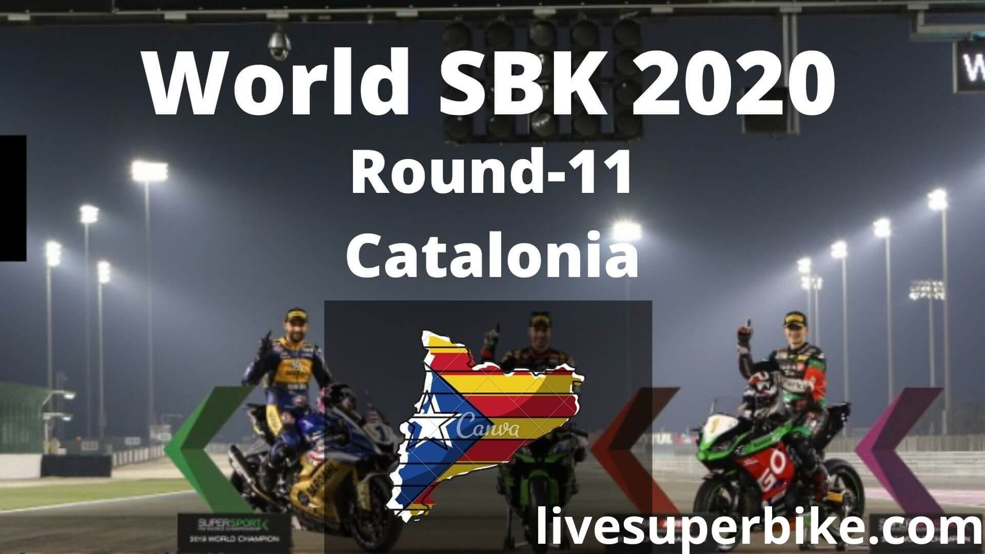 Catalunya Super Bike Live Stream 2020 | Rd 11 | Full Race Replay