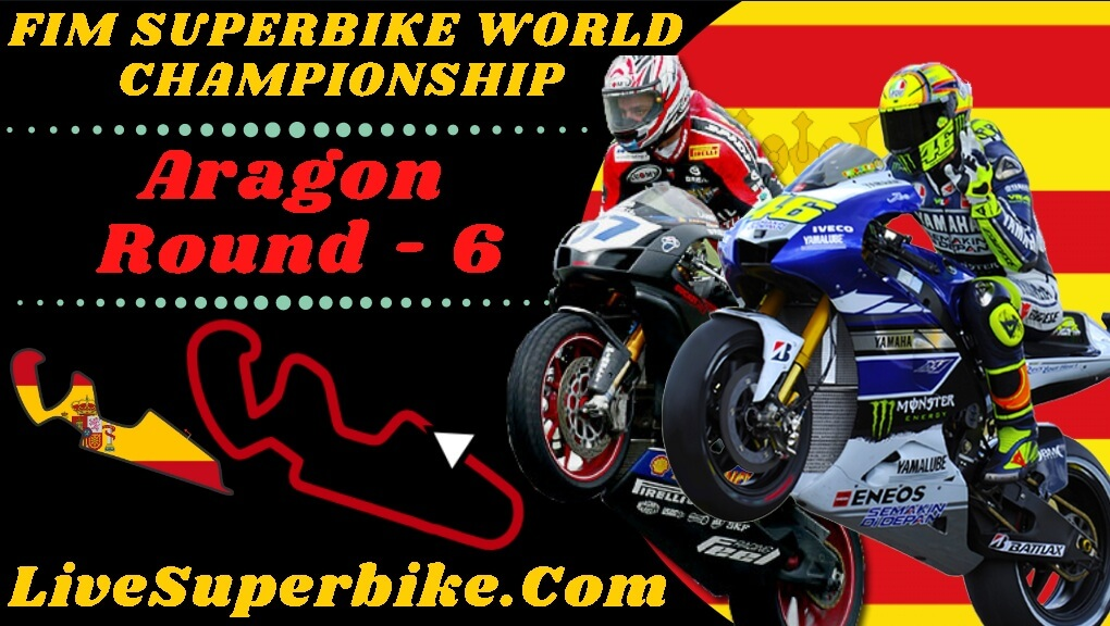 Aragon Superpole WSSP Live Stream 2020