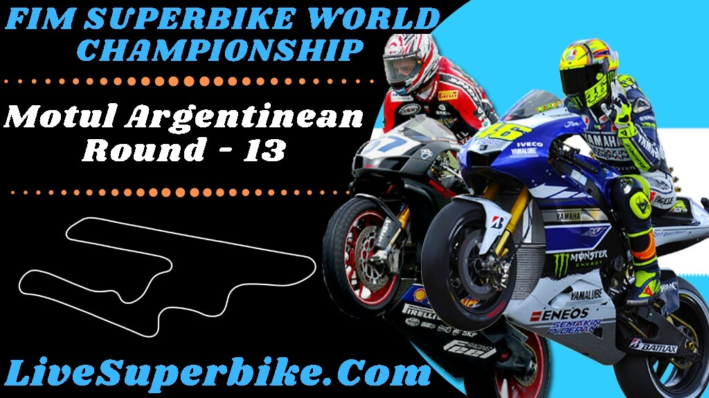 Argentinean WUP WSBK Live Stream 2020