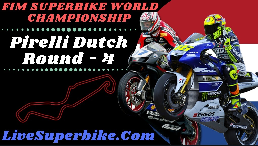 Dutch Superpole Race WSBK Live Stream 2020