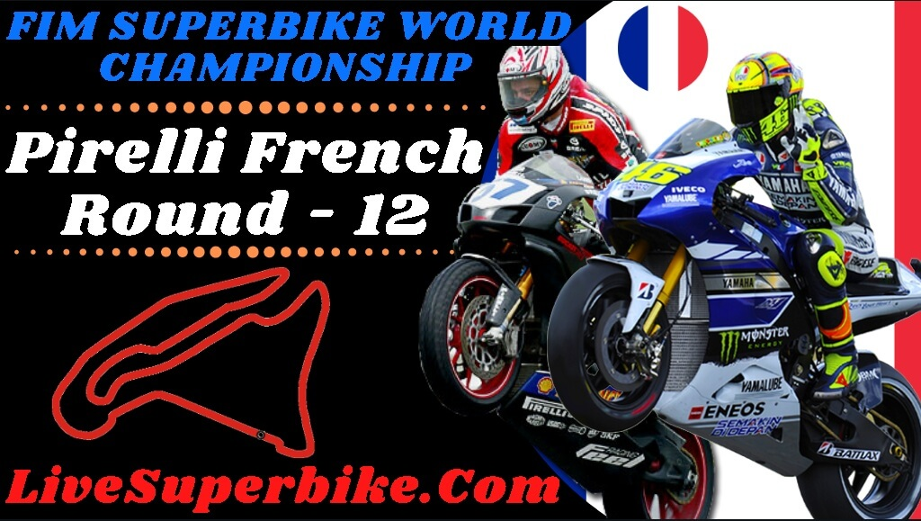 French Race WSSP300 Live Stream 2020