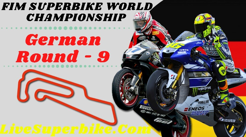 German Race WSSP300 Live Stream 2020