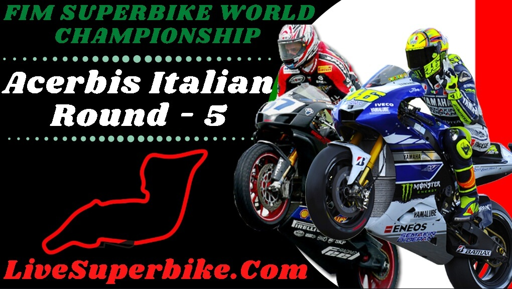 Italian WUP WSSP300 Live Stream 2020