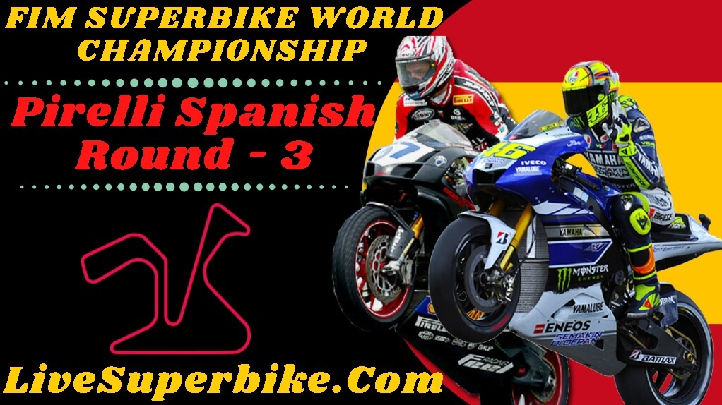 Spanish Superpole WSSP Live Stream 2020