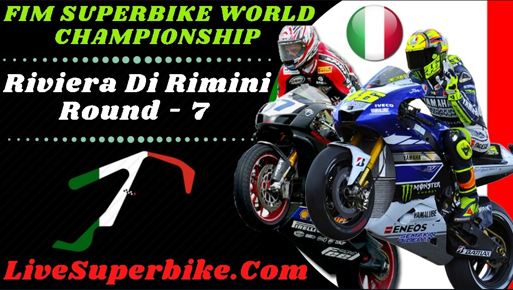 Riviera Di Rimini Super Bike Live Stream 2020 | Rd 7 | Full Race Replay