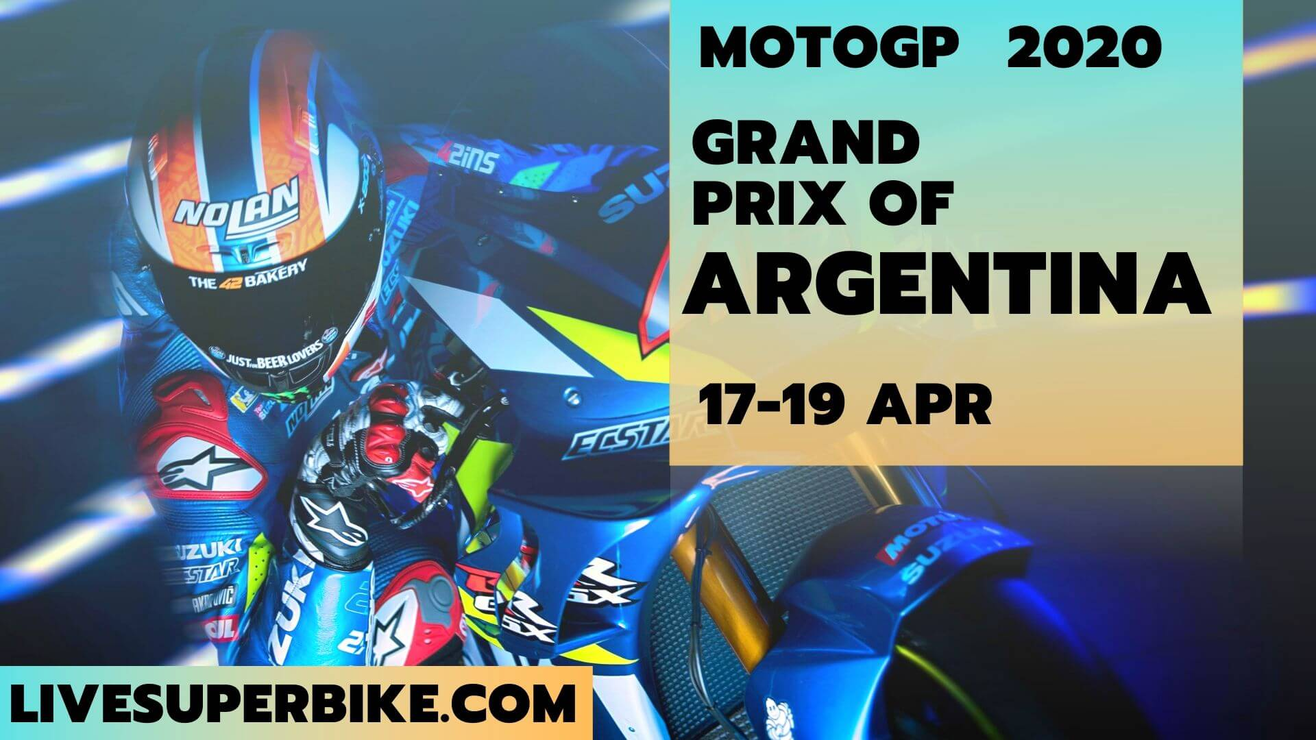 Argentina MotoGP Live Stream 2020 | Full Race Replay