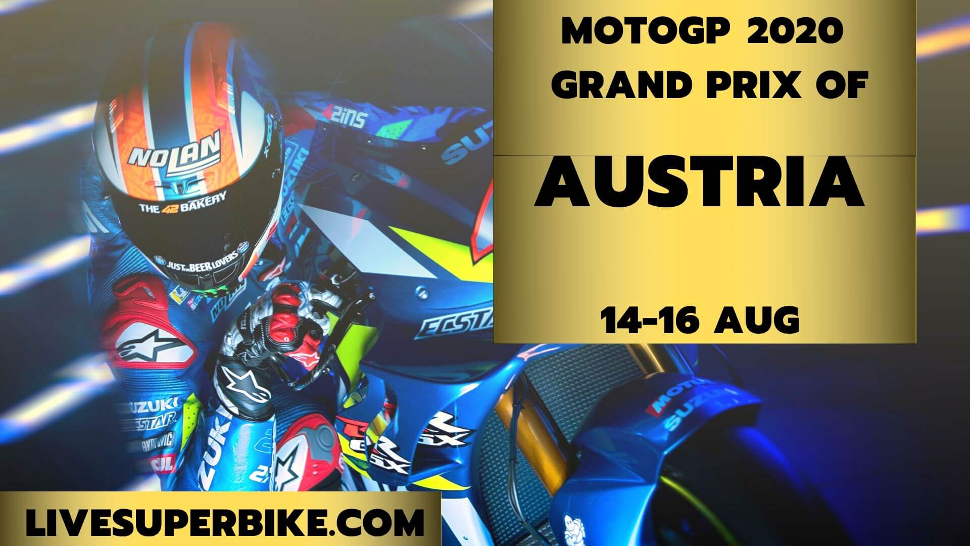Austria MotoGP Live Stream 2020 | Full Race Replay