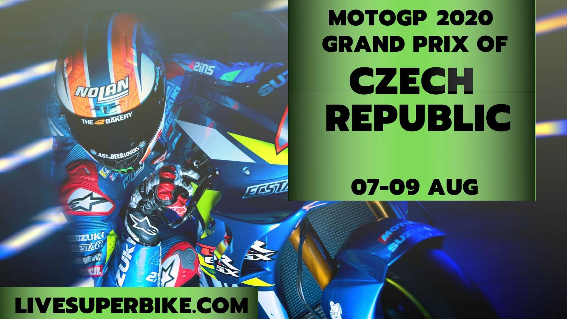 Czech Republic MotoGP Live Stream 2020 | Full Race Replay
