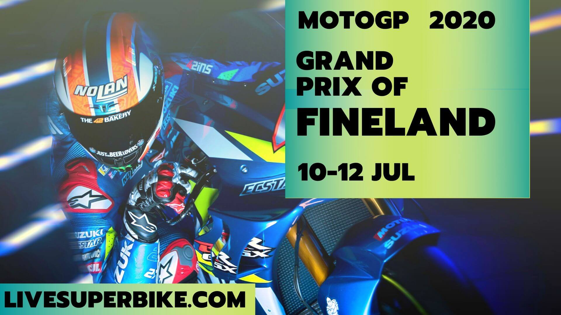 Finland MotoGP Live Stream 2020 | Full Race Replay
