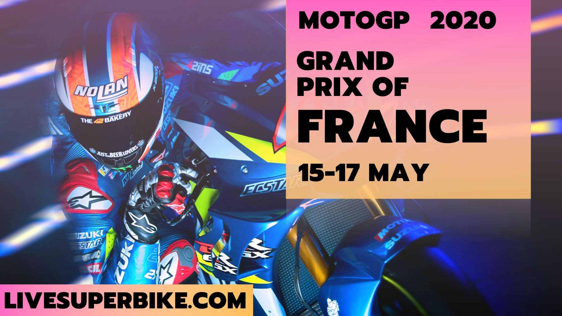 France MotoGP Live Stream 2020 | Full Race Replay