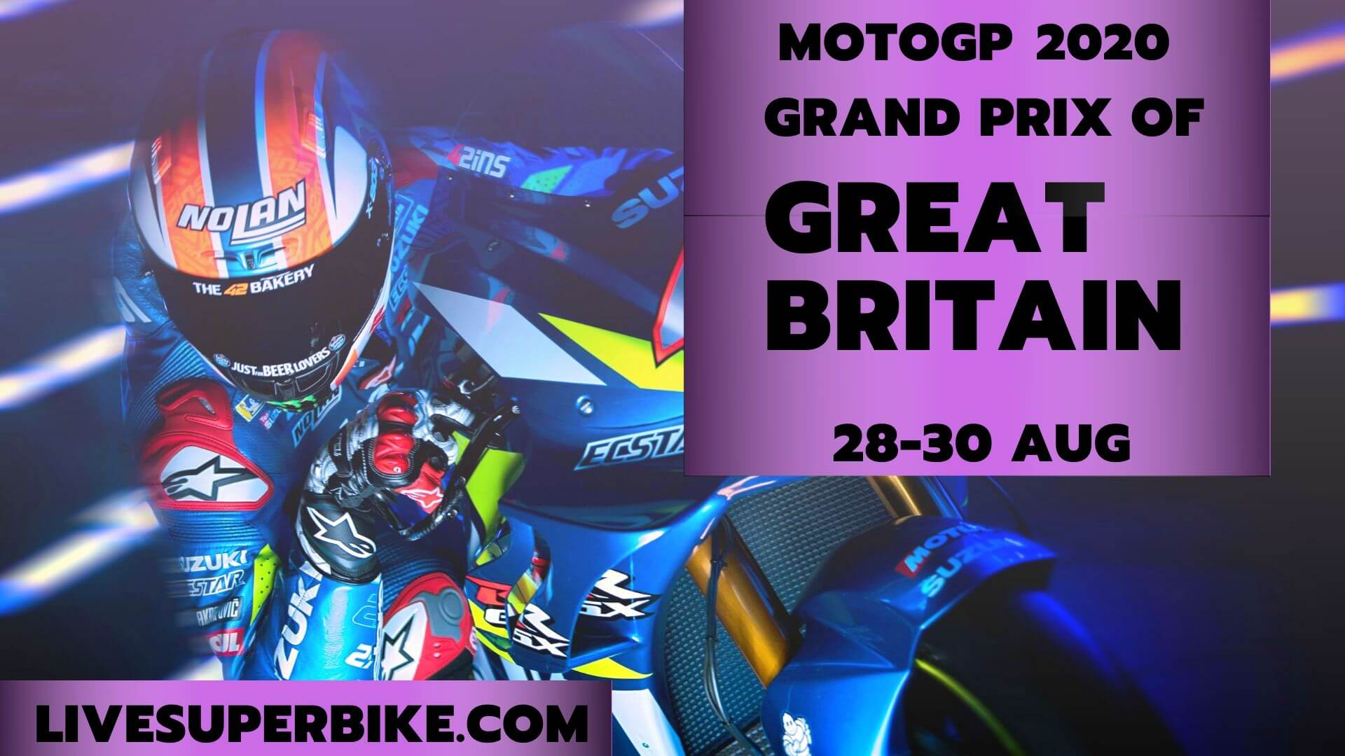 Great Britain MotoGP Live Stream 2020 | Full Race Replay