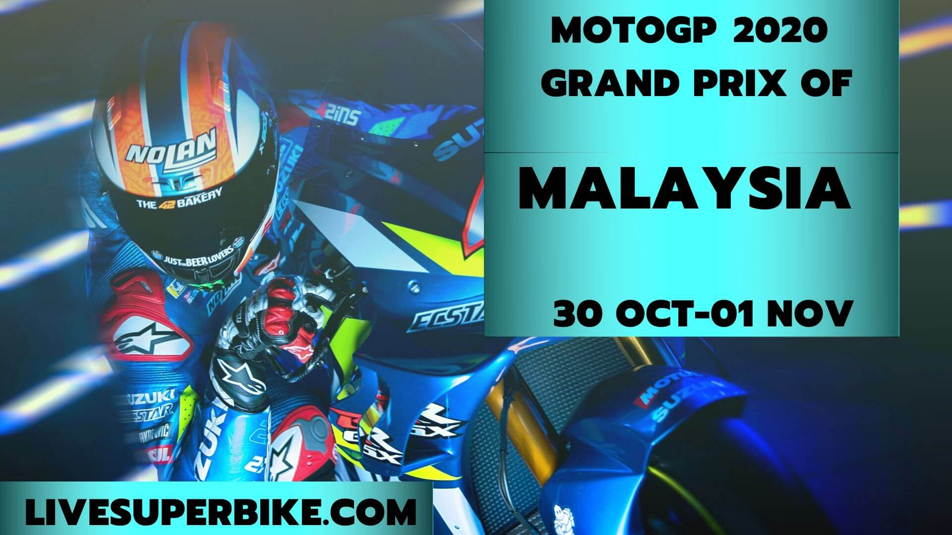 Malaysia MotoGP Live Stream 2020 | Full Race Replay