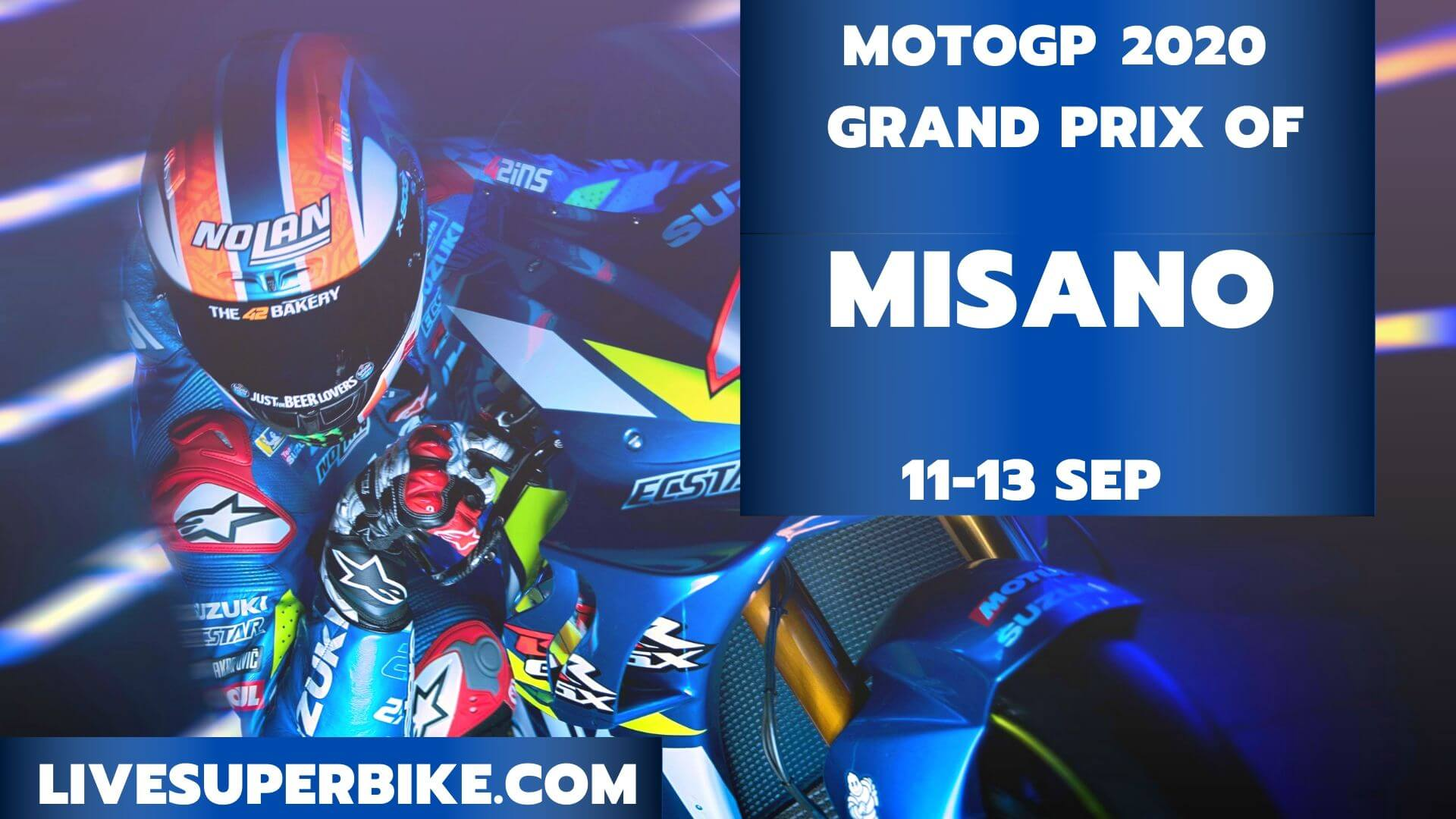 Misano MotoGP Live Stream 2020 | Full Race Replay