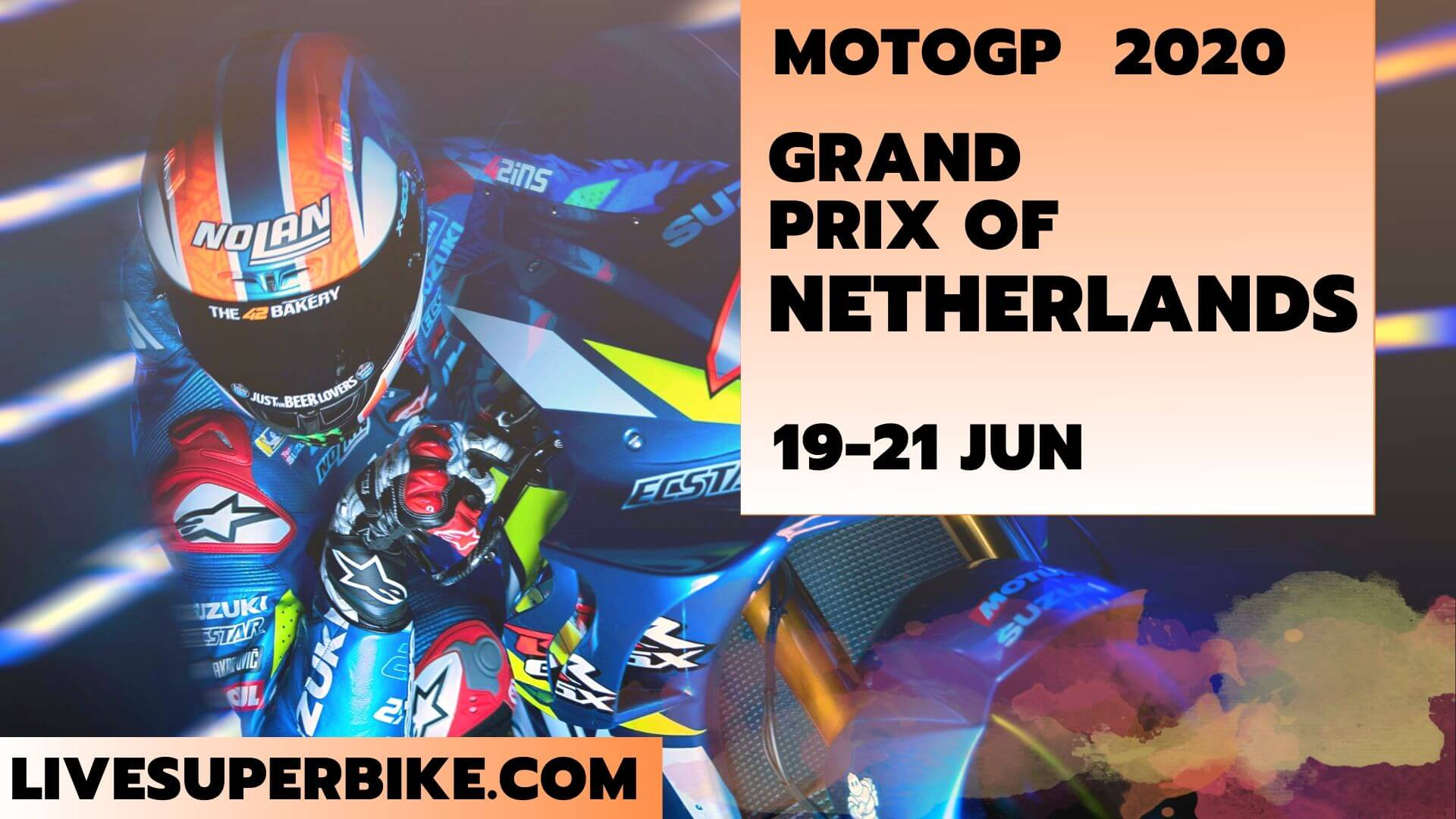 Netherlands MotoGP Live Stream 2020 | Full Race Replay