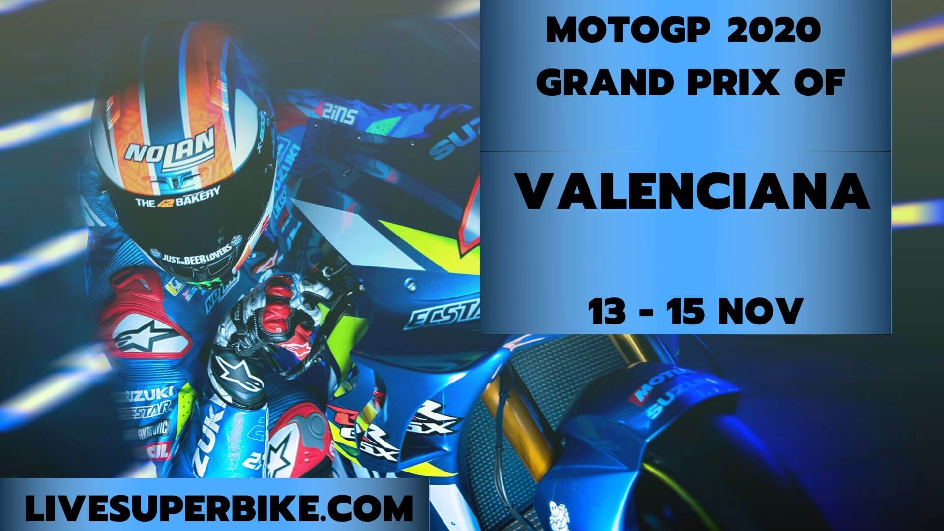 Valenciana MotoGP Live Stream 2020 | Full Race Replay