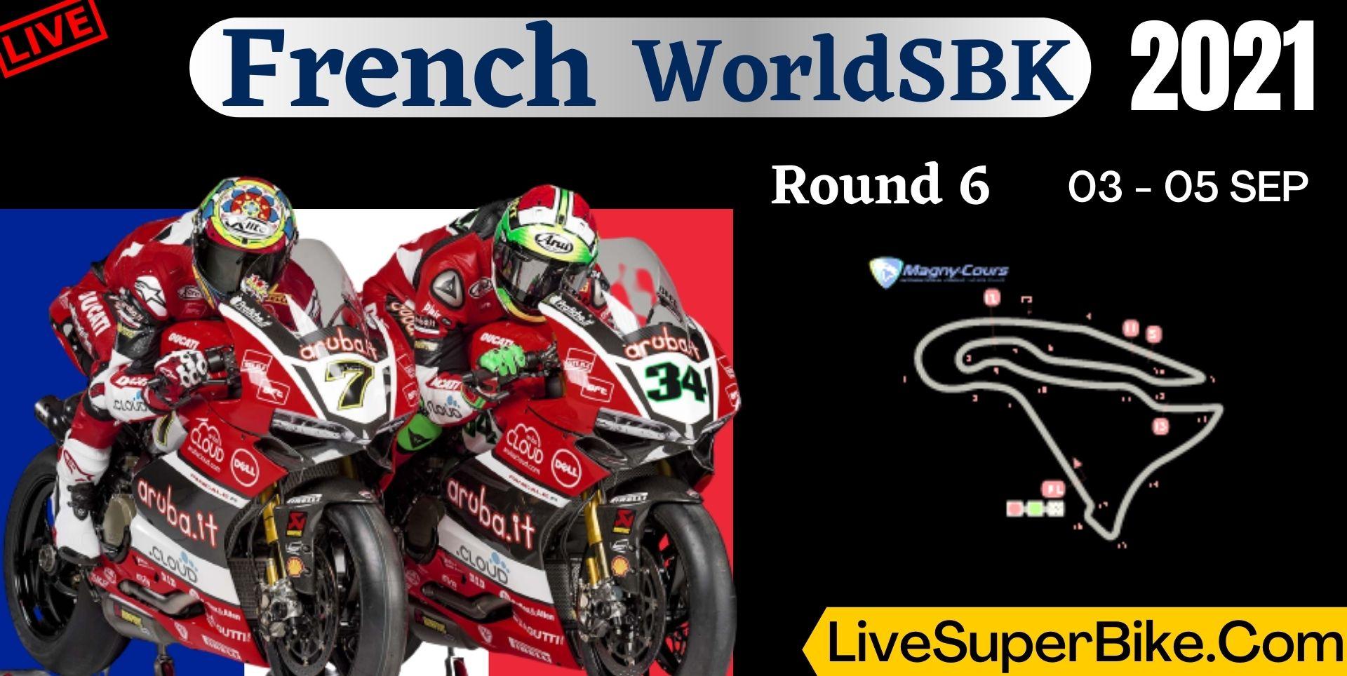 French Round 6 Live Stream 2021 | WorldSBK