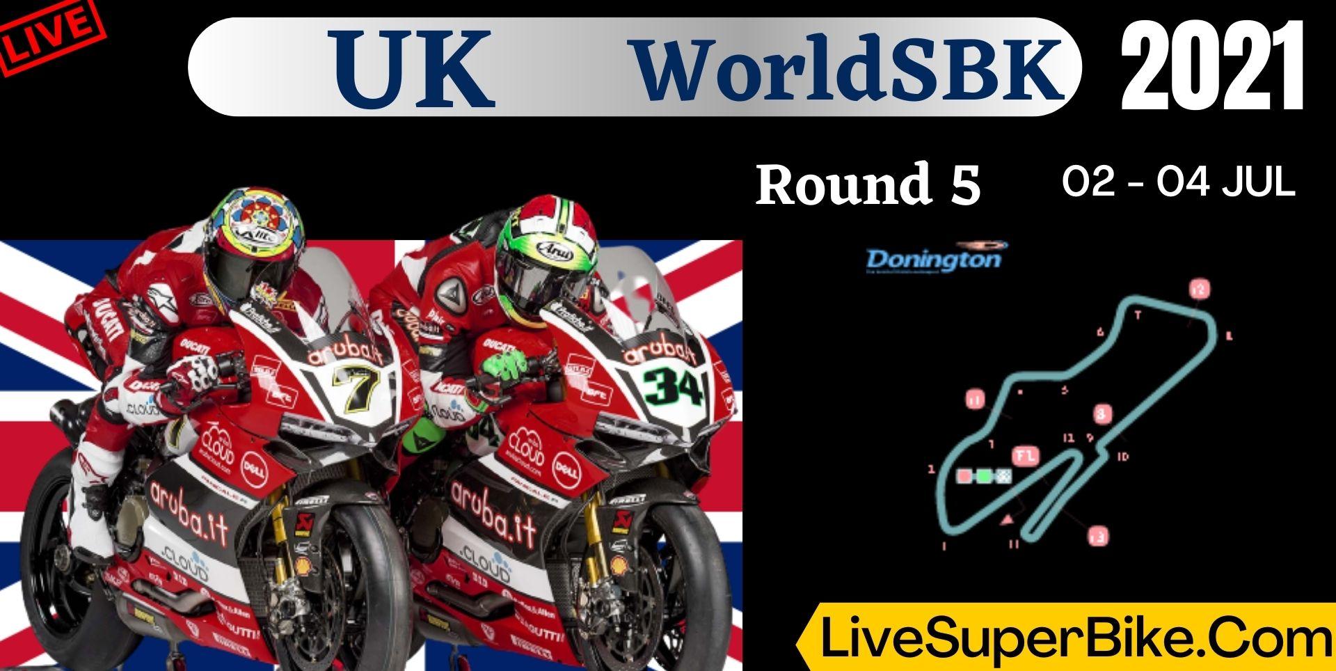 UK Round 5 Live Stream 2021 | WorldSBK