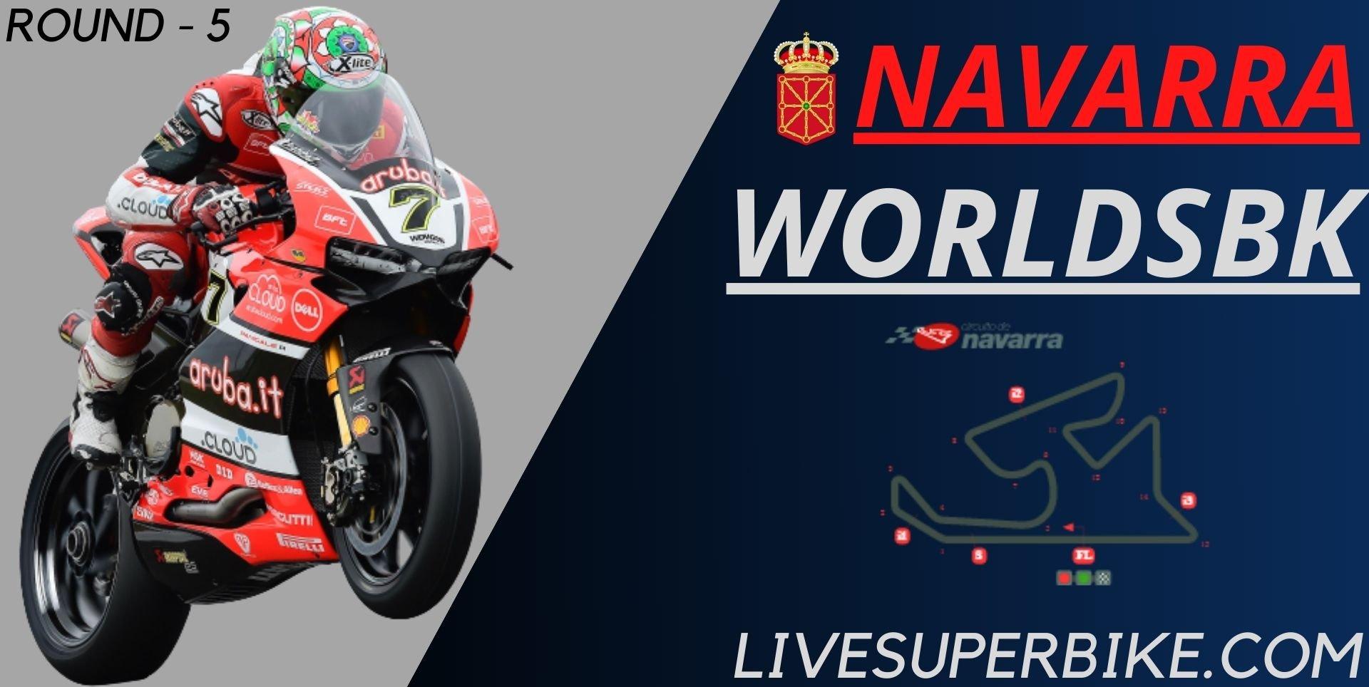 Navarra Round 5 Live Stream 2021 | WorldSBK