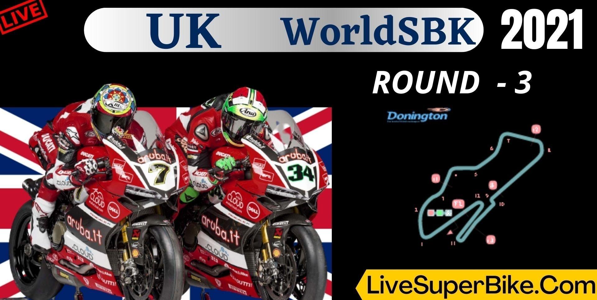UK Round 3 Live Stream 2021 | WorldSBK