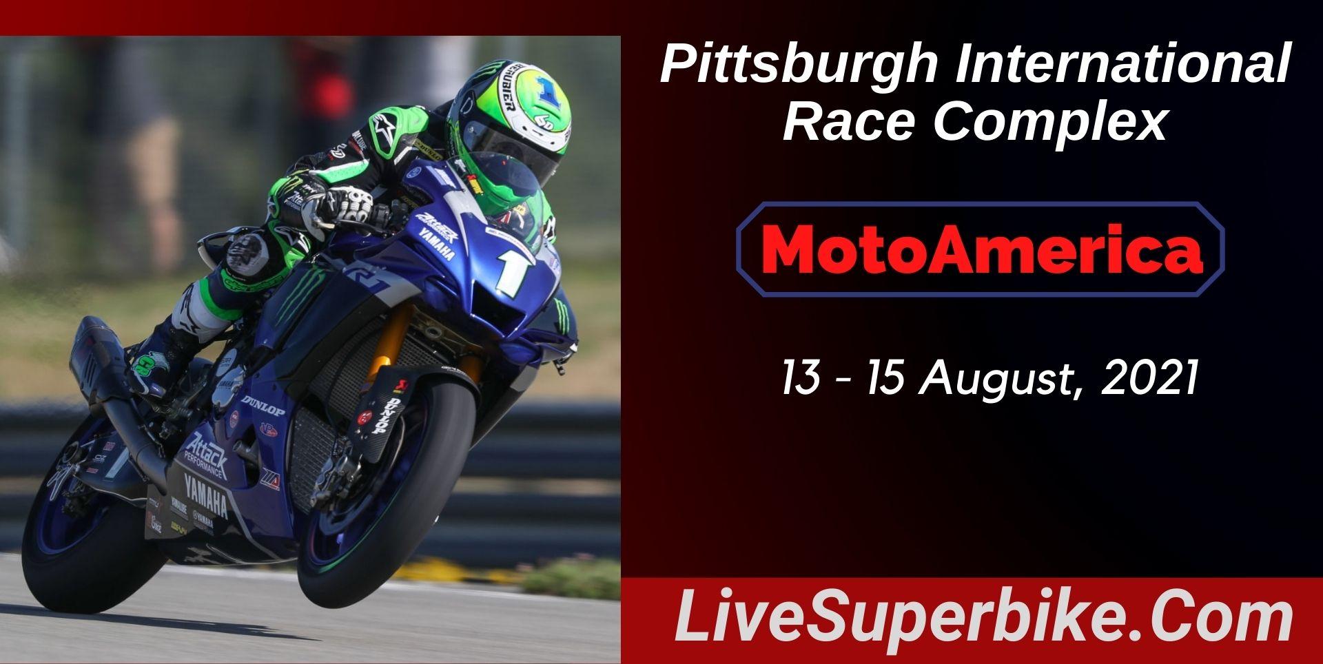 MotoAmerica At Pittsburgh Live Stream 2021