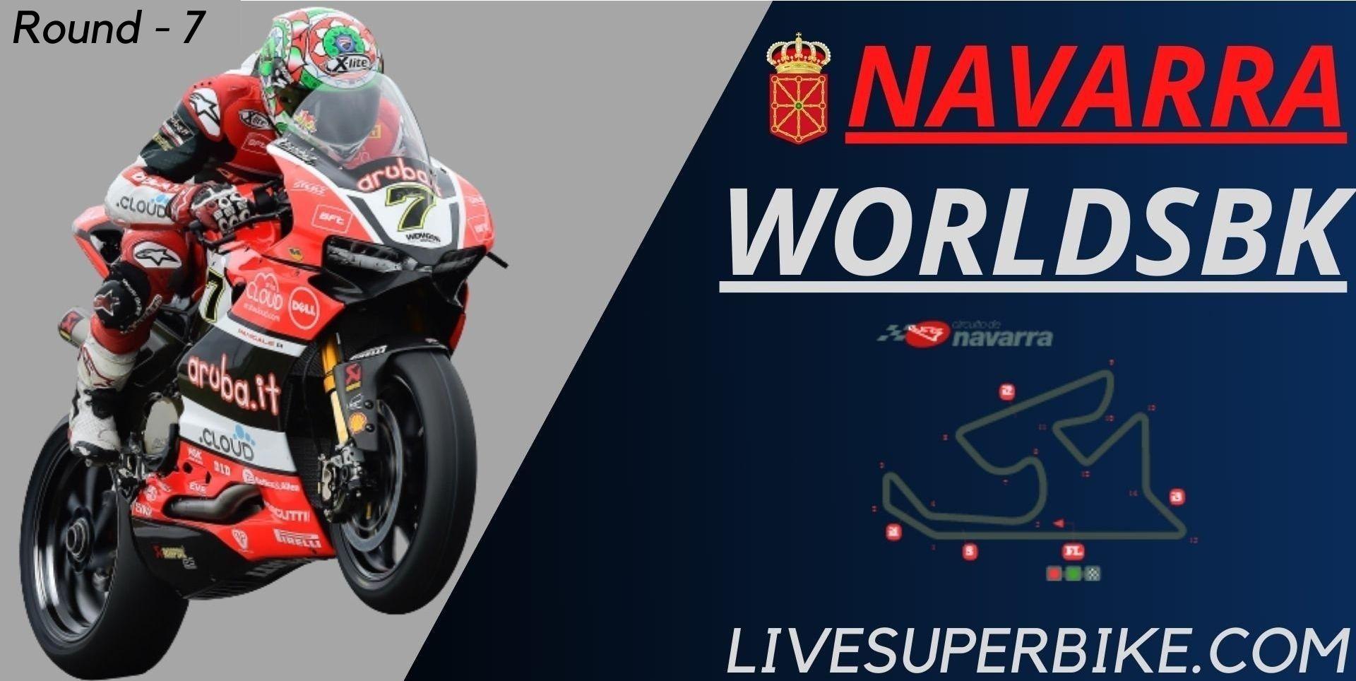 Navarra Round 7 Live Stream 2021 | WorldSBK
