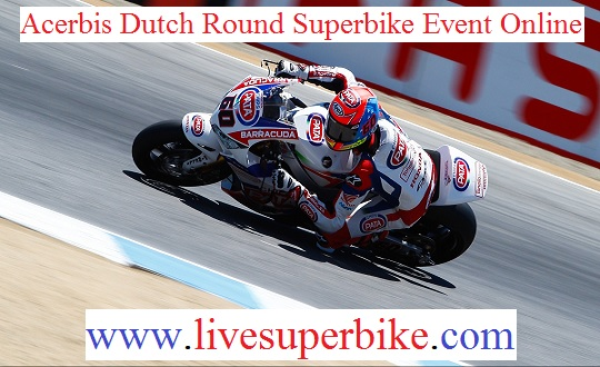 Acerbis Dutch Round Superbike Live