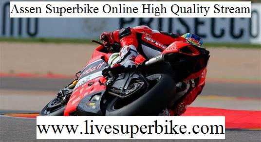 Assen Superbike Live