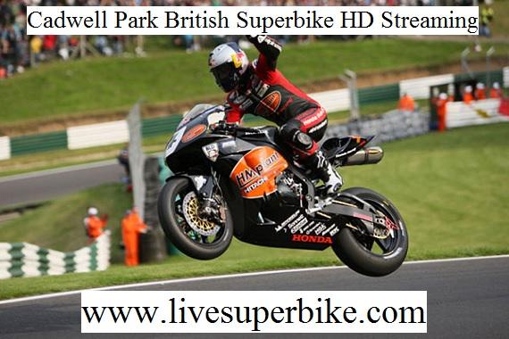 Cadwell Park British Superbike Live