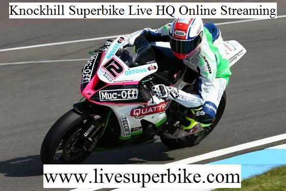 Knockhill Superbike Live