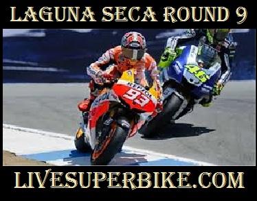 Laguna Seca Round 9