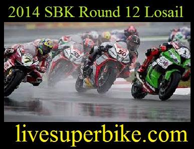SBK Round 12 Losail