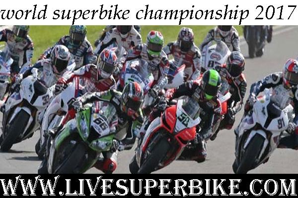 world super bike championship 2017