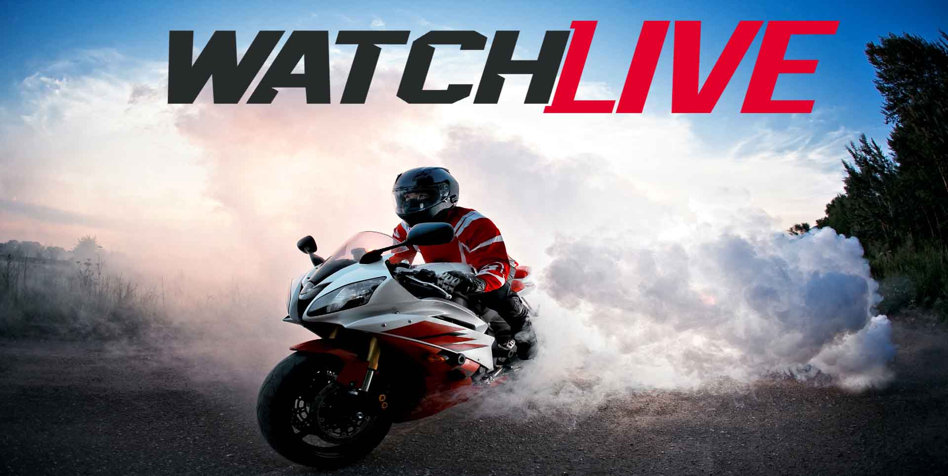 Live Super Bikes Racing slider